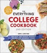 Cover-Bild zu eBook The Everything College Cookbook, 2nd Edition
