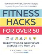 Cover-Bild zu eBook Fitness Hacks for over 50
