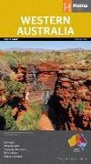 Cover-Bild zu Western Australia State National Park 1 : 250 000