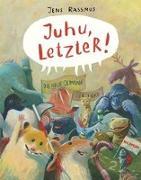 Cover-Bild zu Juhu, Letzter!