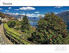Cover-Bild zu Cal. Tessin Ft. 40x31 2020