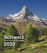 Cover-Bild zu Cal. Schweiz Ft. 21x24 2020