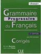 Cover-Bild zu Grammaire Progressive Du Francais Avancé. Nouvelle Edition. Corrigés
