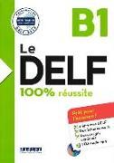 Cover-Bild zu Le DELF B1 100% reussite +CD
