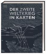 Cover-Bild zu Der Zweite Weltkrieg in Karten von Adams, Simon