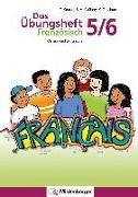 Cover-Bild zu Das Übungsheft Französisch 5/6 von Teschner, Katrin