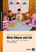 Cover-Bild zu Deutsch als Zweitsprache systematisch fördern - Mein Körper und ich von Keller, Silke