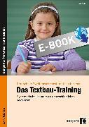 Cover-Bild zu Das Textbau-Training (eBook) von Vogel, Klaus