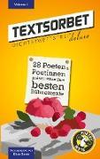 Cover-Bild zu Textsorbet - Volume 1 von Raatz, Elias