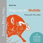 Cover-Bild zu Wege aus der Wutfalle (Audio Download) von Holl, Maria