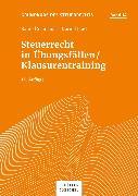 Cover-Bild zu Steuerrecht in Übungsfällen / Klausurentraining (eBook) von Durm, Martin