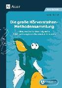 Cover-Bild zu Die große Hörverstehen-Methodensammlung von Reichel, Sabine
