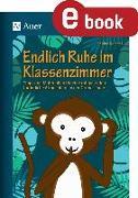 Cover-Bild zu Endlich Ruhe im Klassenzimmer (eBook) von Reichel, Sabine