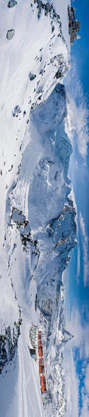Cover-Bild zu 30032; Fine Art Panorama Zermatt 9