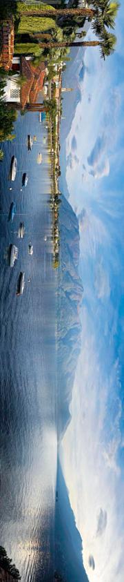 Cover-Bild zu 10005; Fine Art Panorama Ascona 5