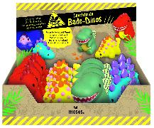 Cover-Bild zu Leuchtende Bade-Dinos