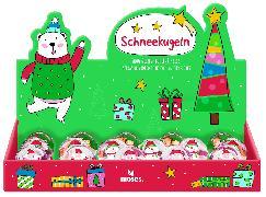 Cover-Bild zu Schneekugel Weihnacht