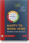 Cover-Bild zu Happy to work here von DeMarco, Tom