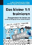 Cover-Bild zu Das kleine 1:1 trainieren (eBook) von Fingerhut