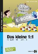 Cover-Bild zu Das kleine 1:1 (eBook) von Fingerhut, Andrea