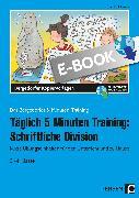 Cover-Bild zu Täglich 5 Minuten Training: Schriftliche Division (eBook) von Hohmann, Karin