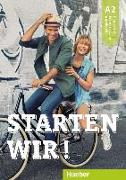 Cover-Bild zu Starten wir! A2. Kursbuch von Brüseke, Rolf