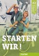 Cover-Bild zu Starten wir! A2 / Arbeitsbuch von Brüseke, Rolf