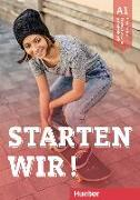 Cover-Bild zu Starten wir! A1. Arbeitsbuch von Brüseke, Rolf