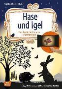 Cover-Bild zu Hase und Igel von Albrecht-Schaffer, Angelika