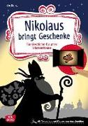 Cover-Bild zu Nikolaus bringt Geschenke von Künkel, Elke