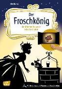 Cover-Bild zu Der Froschkönig von Grimm, Brüder