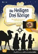 Cover-Bild zu Die Heiligen Drei Könige von Künkel, Elke