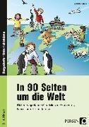 Cover-Bild zu In 90 Seiten um die Welt von Schub, Christine