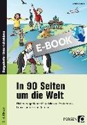Cover-Bild zu In 90 Seiten um die Welt (eBook) von Schub, Christine