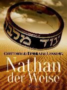 Cover-Bild zu Nathan der Weise (eBook) von Lessing, Gotthold Ephraim