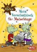 Cover-Bild zu MAXI Die Olchis von Dietl, Erhard