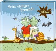 Cover-Bild zu Die Olchis Meine olchigen Freunde von Dietl, Erhard