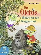 Cover-Bild zu Die Olchis. Safari bei den Berggorillas (eBook) von Dietl, Erhard