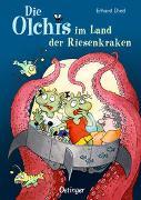 Cover-Bild zu Die Olchis im Land der Riesenkraken von Dietl, Erhard