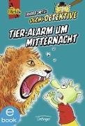 Cover-Bild zu Tier-Alarm um Mitternacht (eBook) von Dietl, Erhard