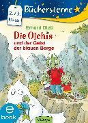 Cover-Bild zu Die Olchis und der Geist der blauen Berge (eBook) von Dietl, Erhard