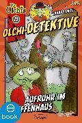Cover-Bild zu Olchi-Detektive. Aufruhr im Affenhaus (eBook) von Dietl, Erhard