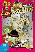 Cover-Bild zu Olchi-Detektive. Zombie-Attacke! (eBook) von Dietl, Erhard
