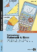 Cover-Bild zu Stationenlernen Mathematik 9. Klasse von Röser, Thomas