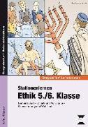 Cover-Bild zu Stationenlernen Ethik 5./6. Klasse von Röser, Winfried