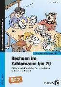 Cover-Bild zu Rechnen im Zahlenraum bis 20 von Buschmann, Britta