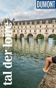 Cover-Bild zu DuMont Reise-Taschenbuch Reiseführer Tal der Loire von Martschukat, Irene