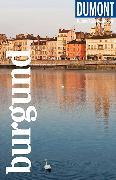 Cover-Bild zu DuMont Reise-Taschenbuch Burgund von Simon, Klaus