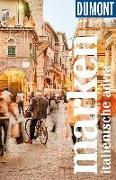 Cover-Bild zu DuMont Reise-Taschenbuch Reiseführer Marken, Italienische Adria von Krus-Bonazza, Annette