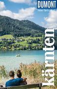 Cover-Bild zu DuMont Reise-Taschenbuch Kärnten von Weiss, Walter M.